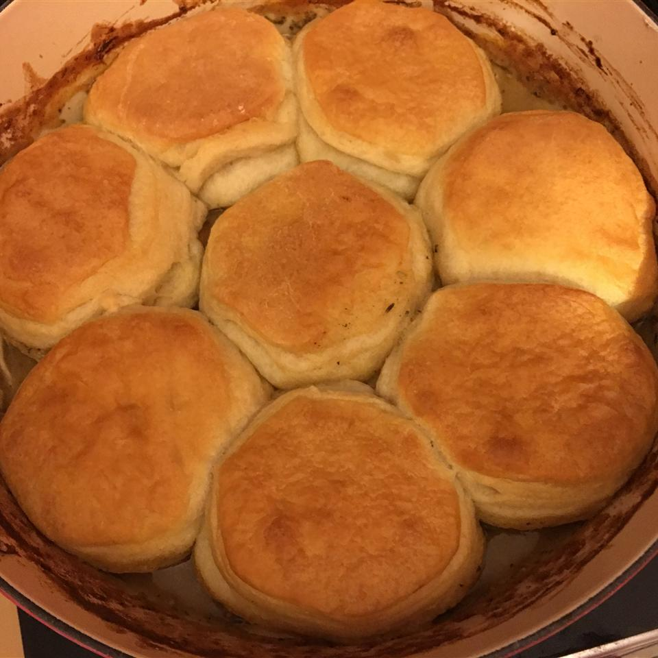 Chef John's Chicken and Biscuits