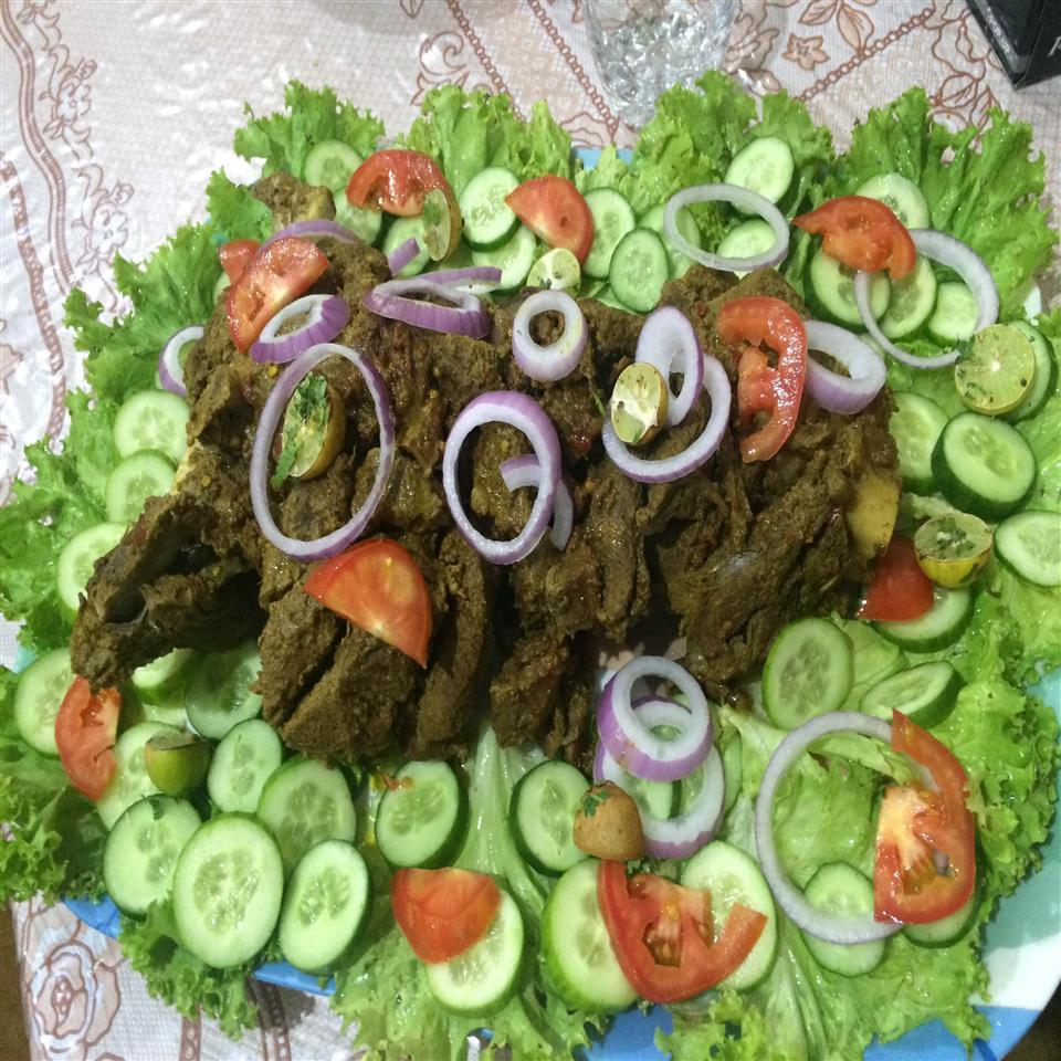 Special Mutton Leg Roast For Eid-ul-Azha