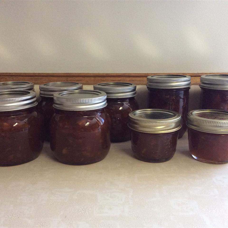 Buttery Caramel Apple Jam