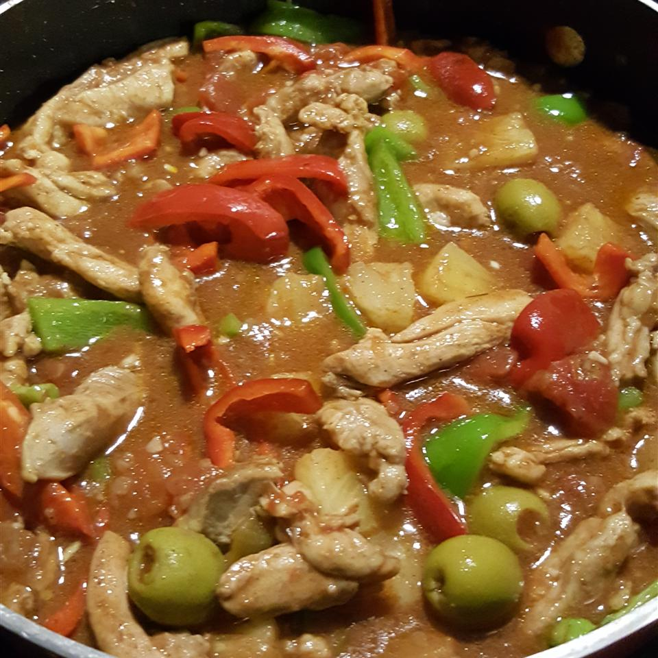 Chicken Costa Brava Sarah Chapman