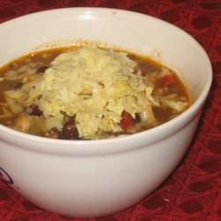 Chicken Tortilla Soup IV JARRIE