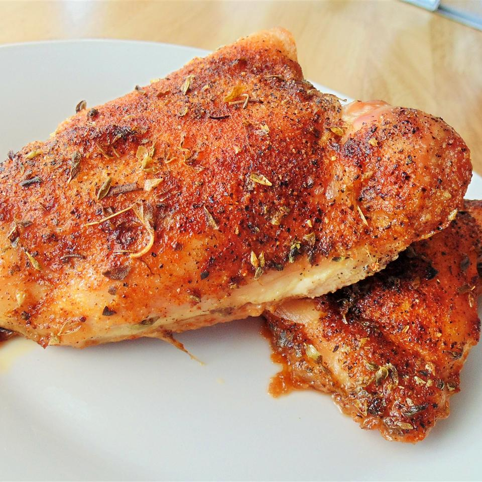 Sicilian Roasted Chicken
