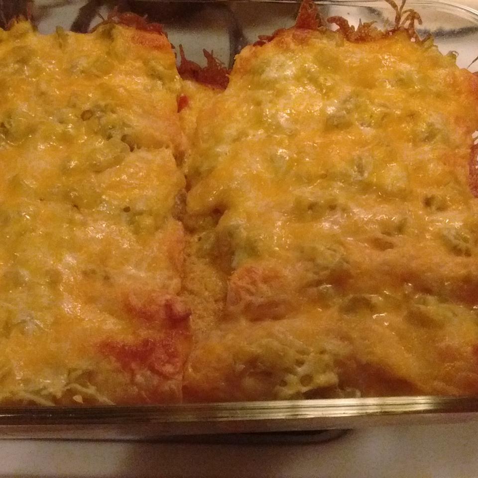 Enchanted Sour Cream Chicken Enchiladas Patsy Peel