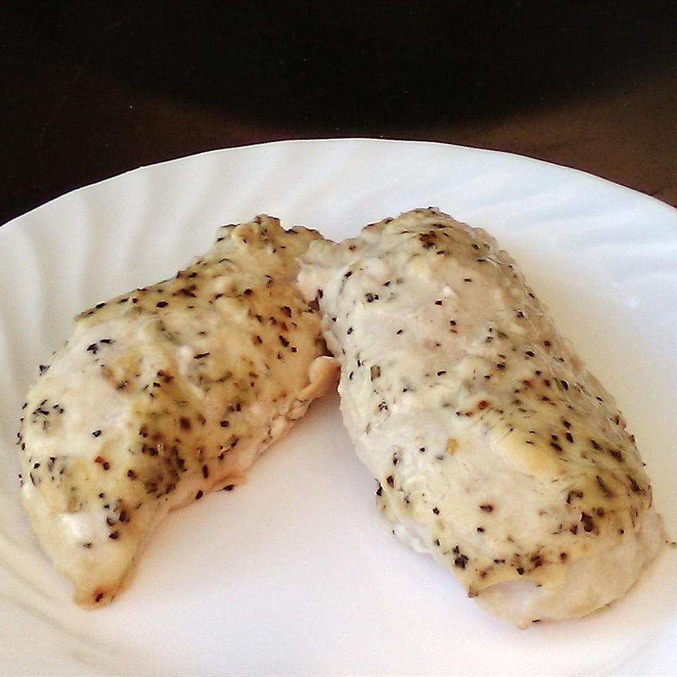 Dijon-Rosemary Chicken Kristin O