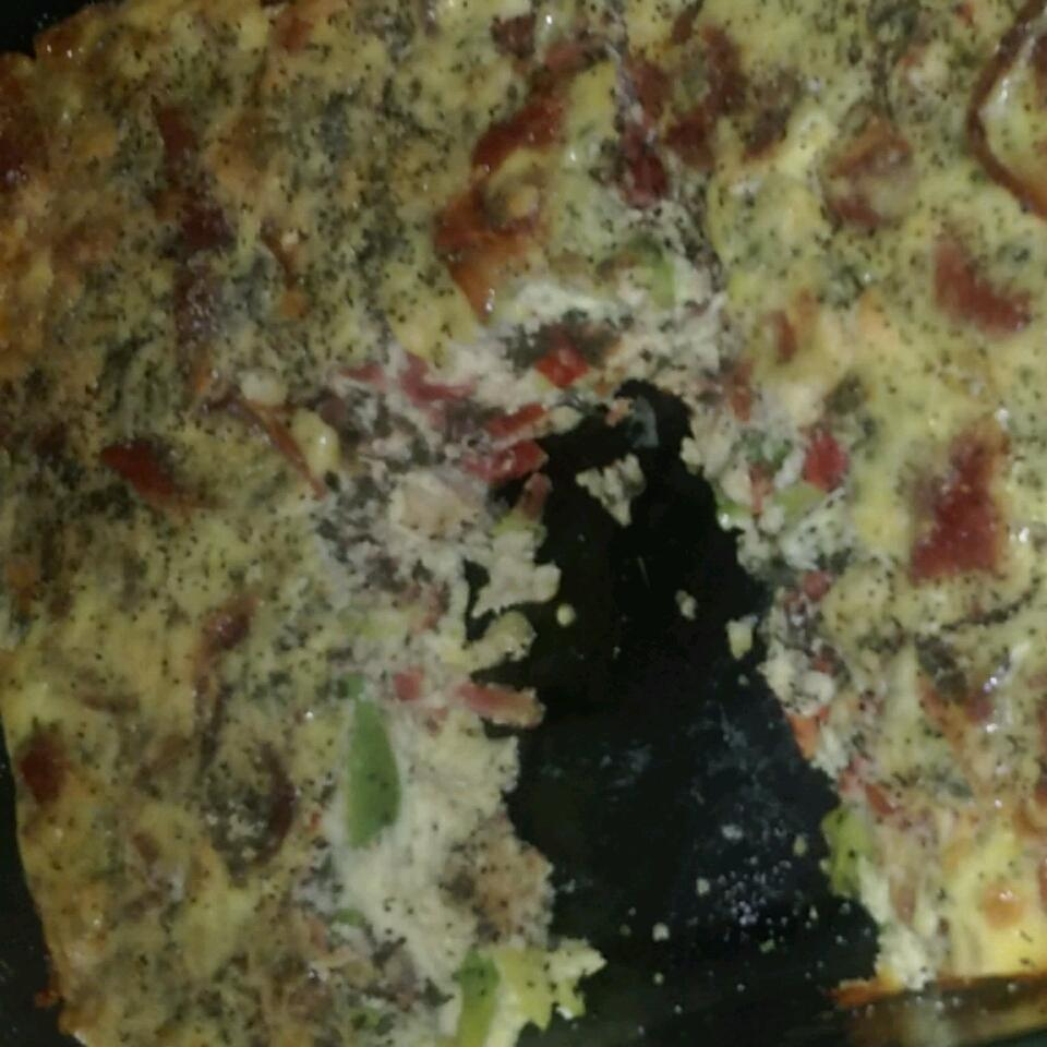Cobb Breakfast Casserole Veronica Nale
