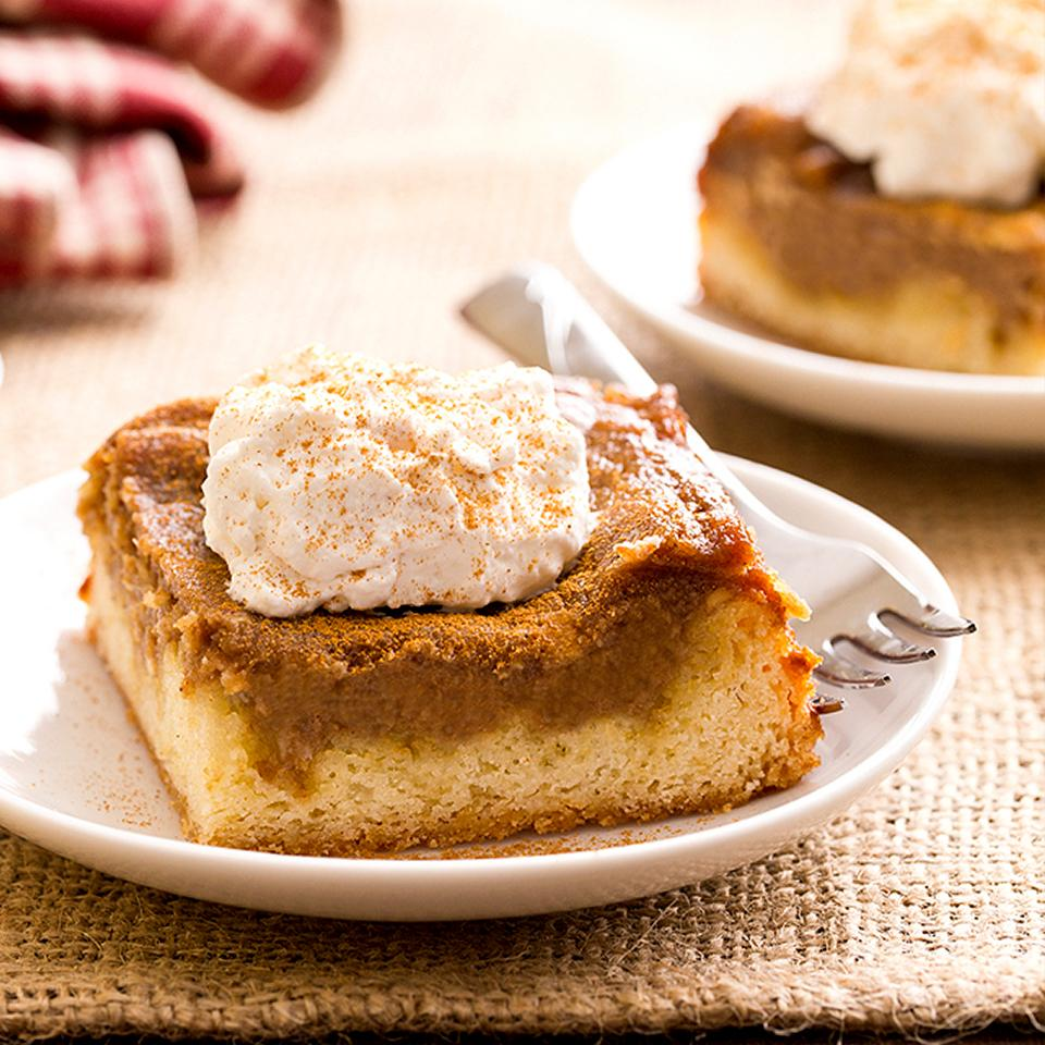 Apple Butter Gooey Butter Cake