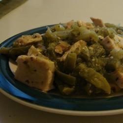 Pollo con Nopales (Chicken and Cactus) MBKRH