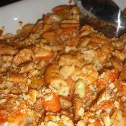 Carrots Au Gratin