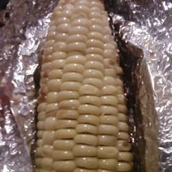 Garlic Corn on the Cob Jessica Slattery