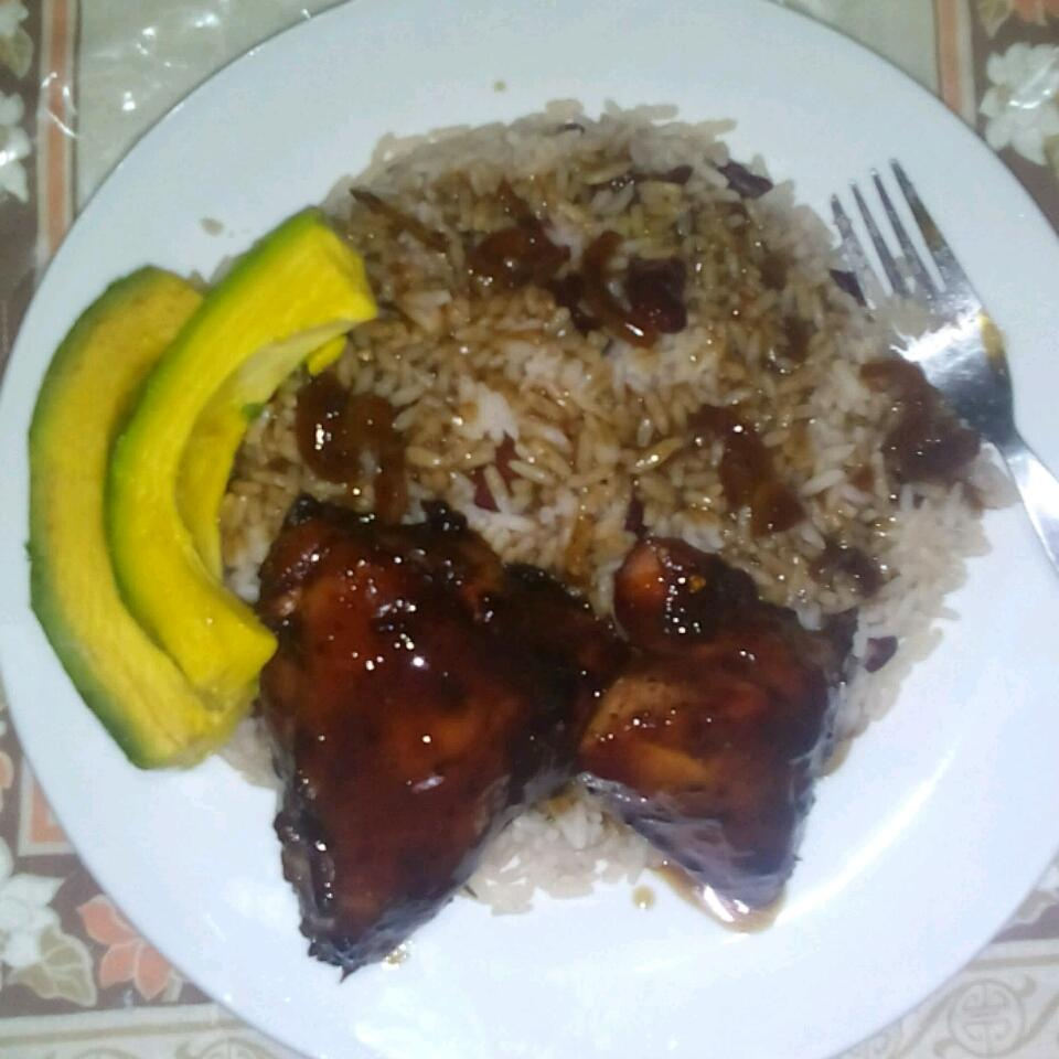 Baked Teriyaki Chicken Stephan Campbell
