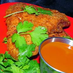 Pan Fried Catfish Filets image