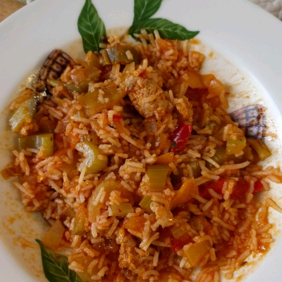 Chicken Jambalaya I