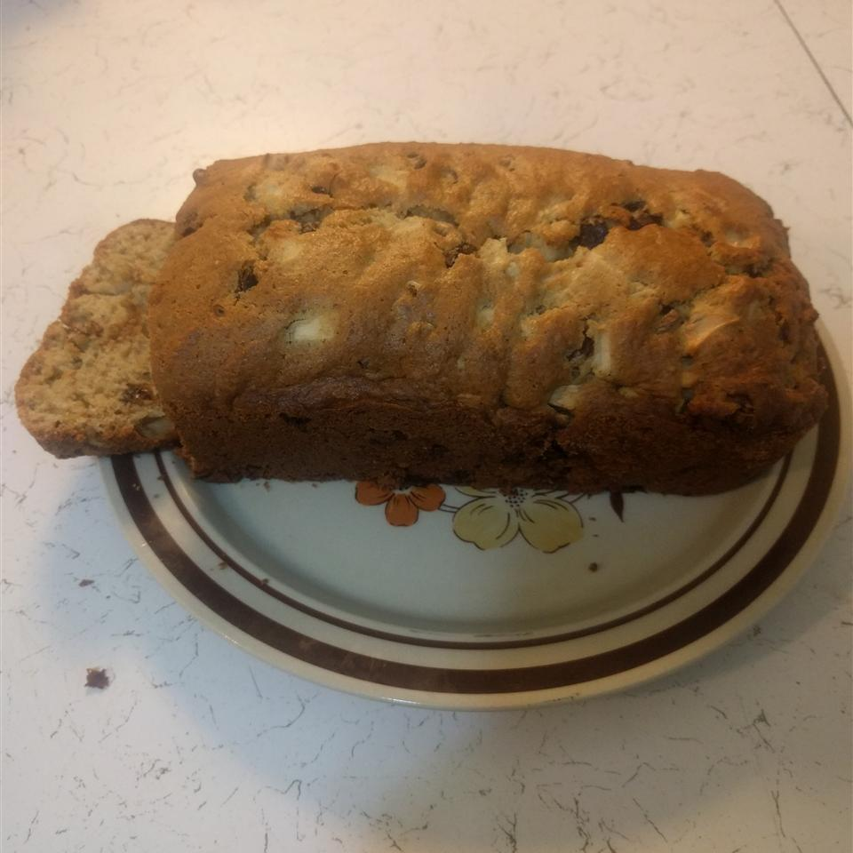 Chocolate Apple Bread JadeDragon043