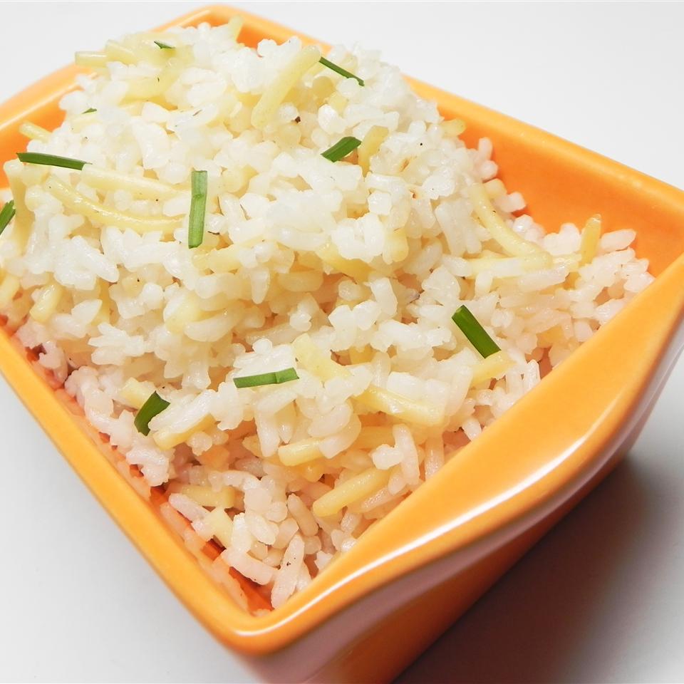 Grandma's Armenian Rice Pilaf