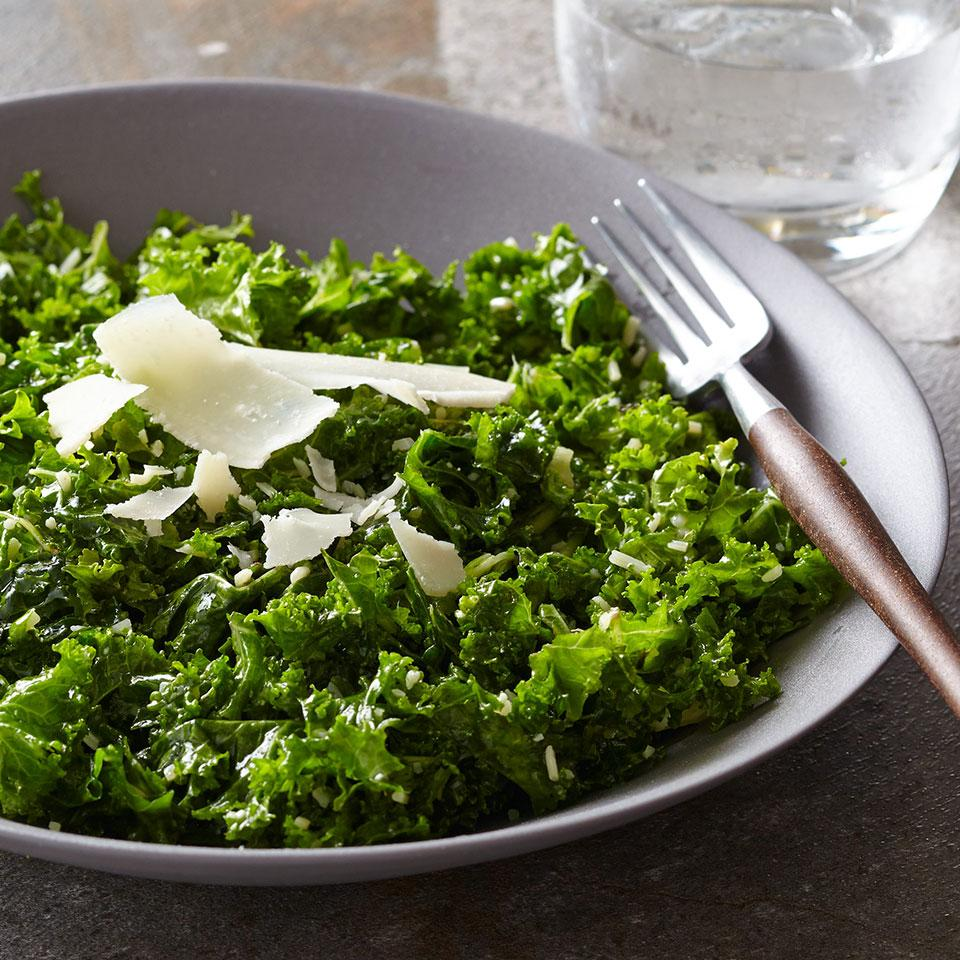 Massaged Kale Salad EatingWell Test Kitchen