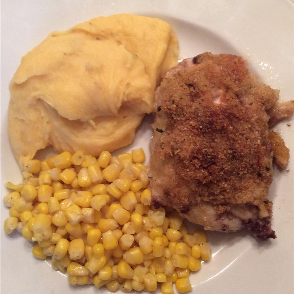 Ranch-Style Thighs and Breasts