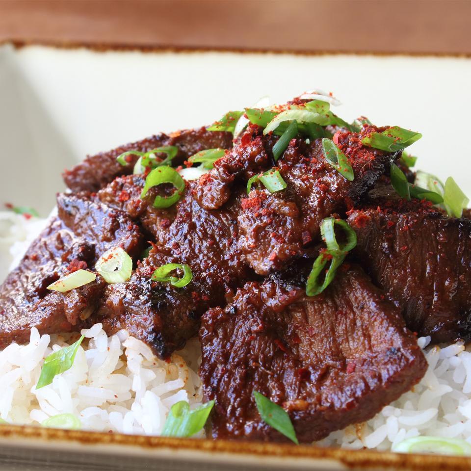 Bulgogi Beef (Korean-Style Barbecue)