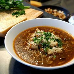 Tomato-Mushroom Soup Bartek Kempny