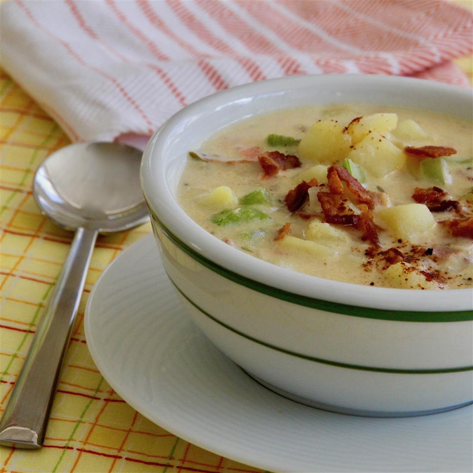 Perfect Potato Soup Marilee Wilson Mack