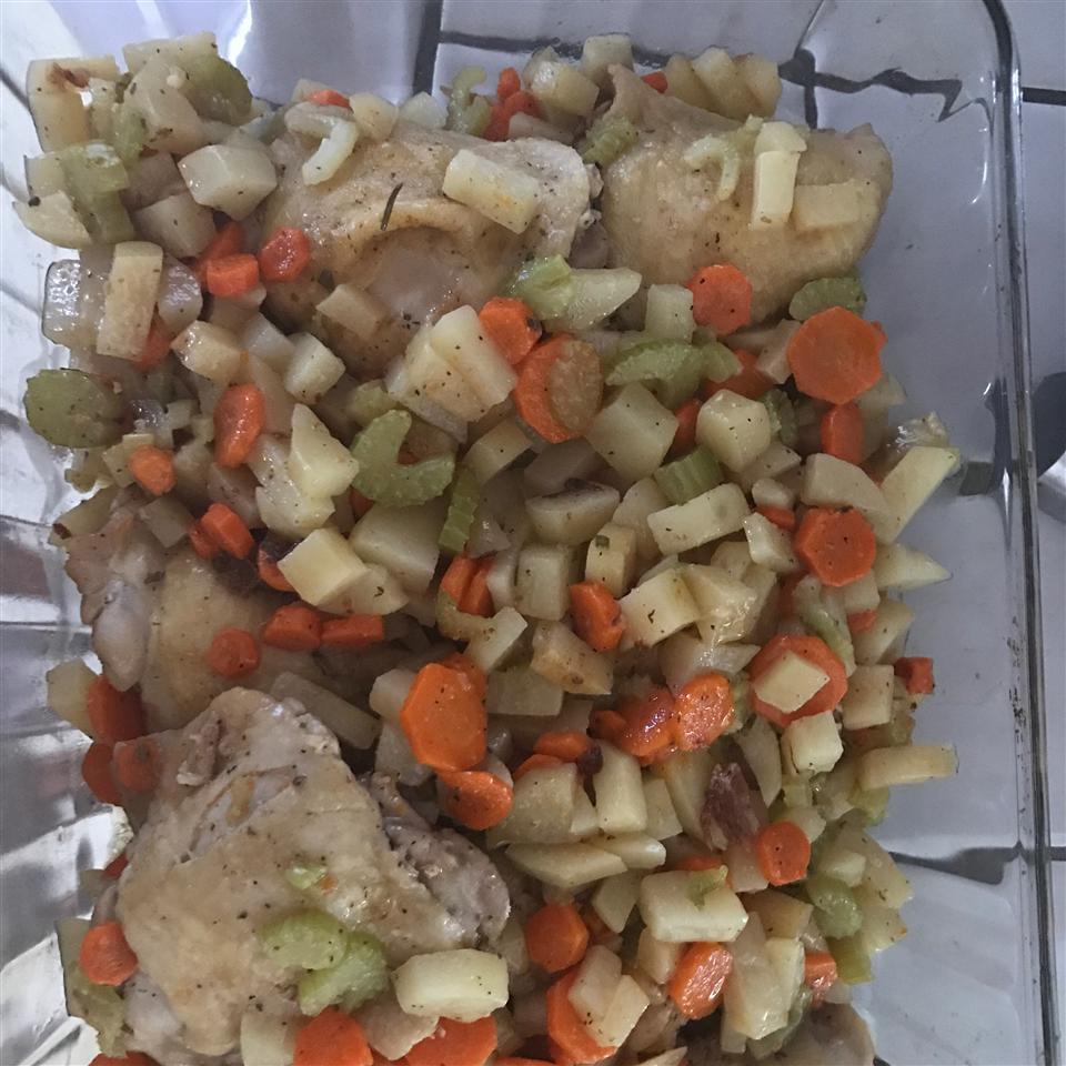 Pan-Roasted Chicken Breast j_barragan79