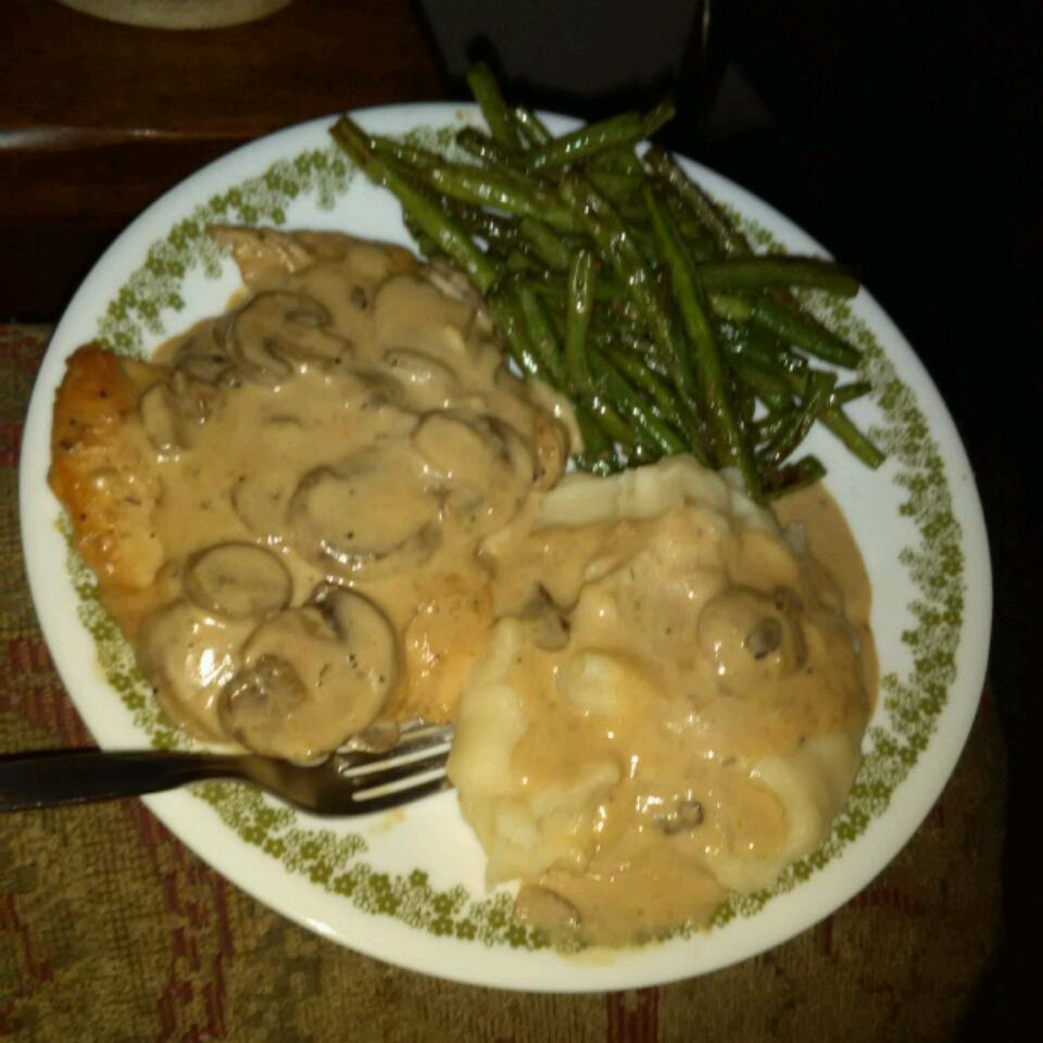 Easy Chicken Marsala Adam Borders