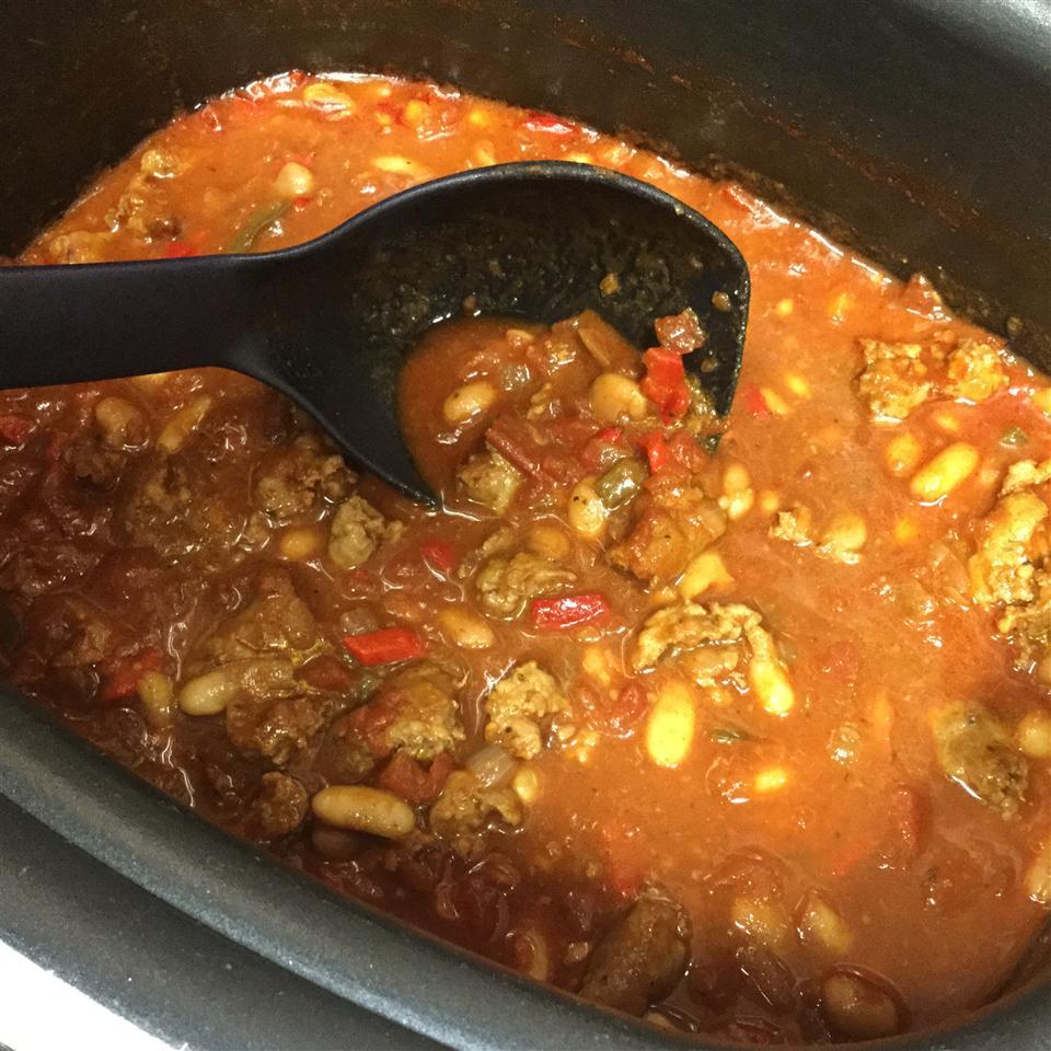 Chef John S Italian Sausage Chili Allrecipes