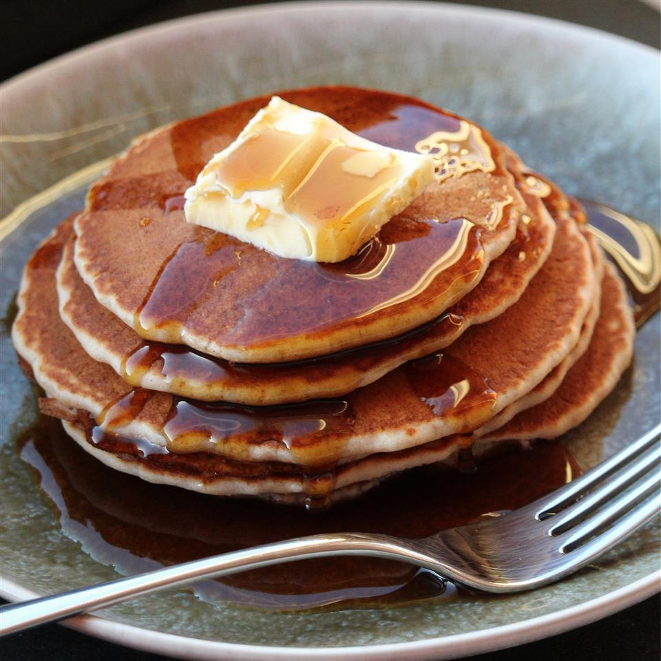 Quinoa Buckwheat Pancakes Buckwheat Queen