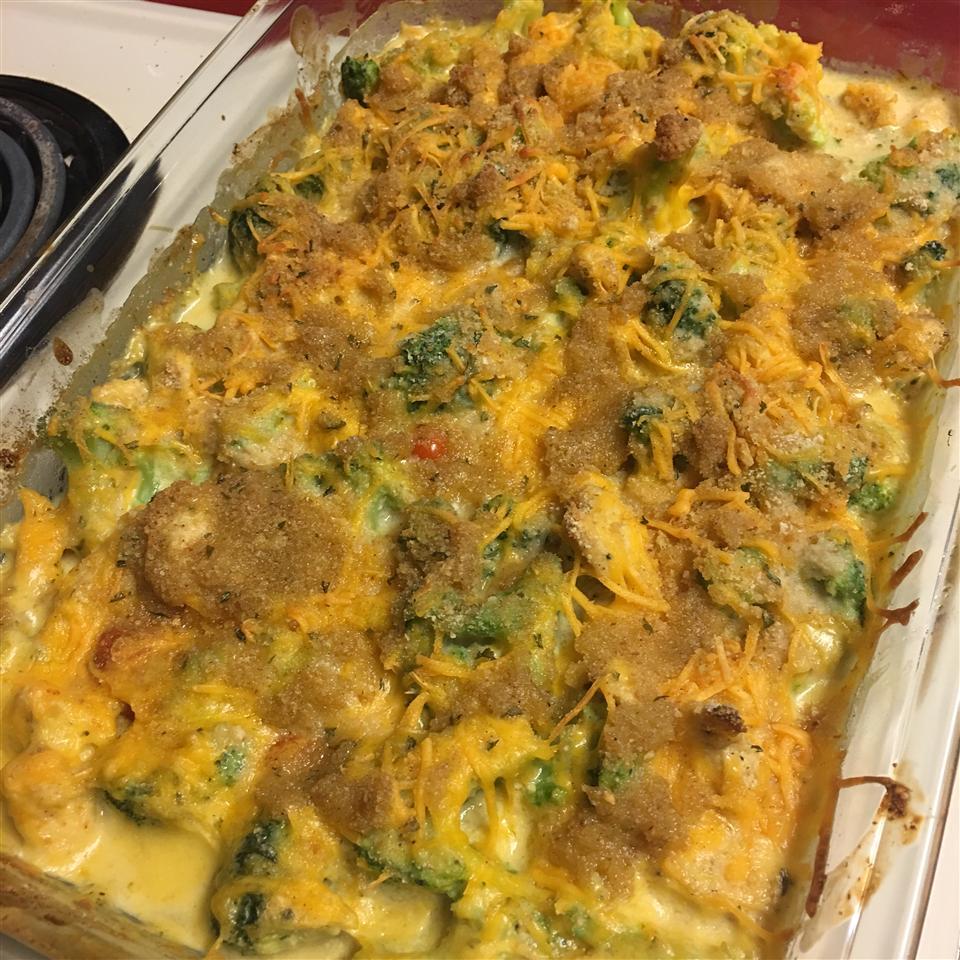 Campbell's Kitchen Chicken Broccoli Divan Tameika Lawson