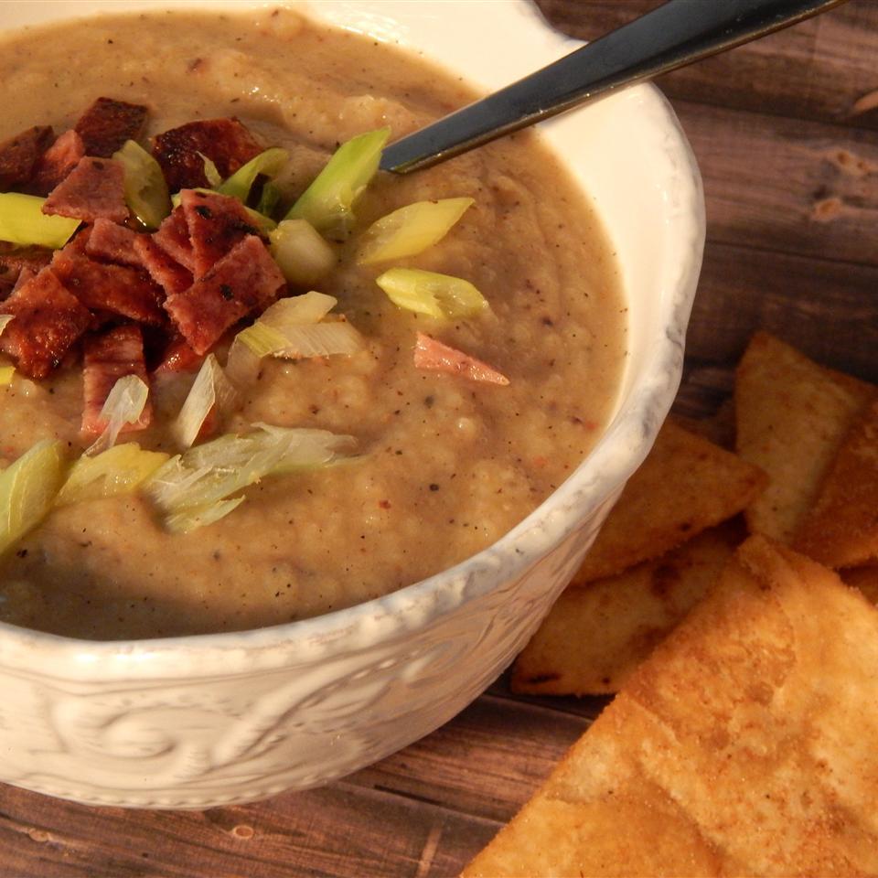 Low-Carb Faux Potato Soup