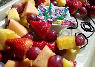 Fruity Fun Skewers