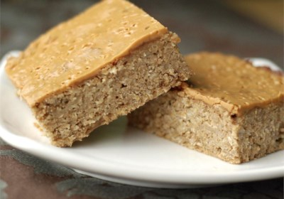 High-Fiber, High-Protein Breakfast Bars