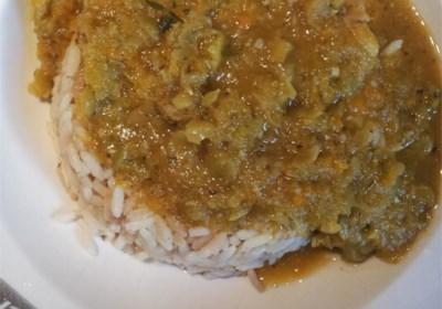 Curry Split Pea Soup