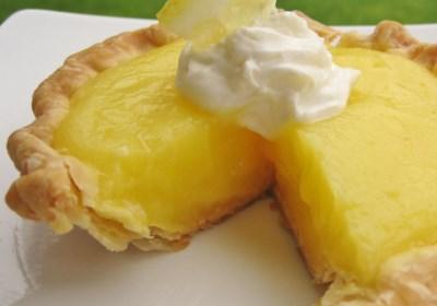 Lemon Butter Tarts