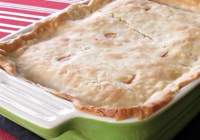 Healthier Chicken Pot Pie IX