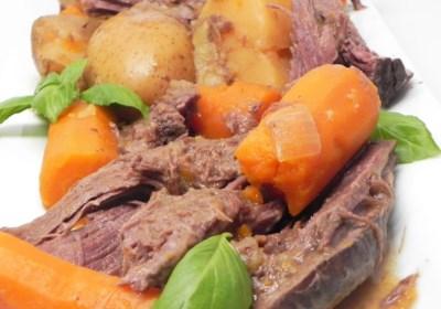 All Day Venison Pot Roast