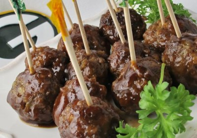 Playoff Meatballs