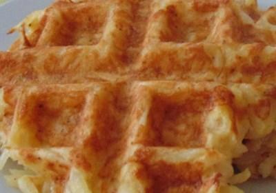 Hash Brown Waffles