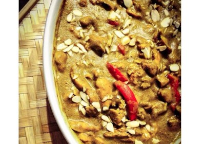 Easy Chicken Korma
