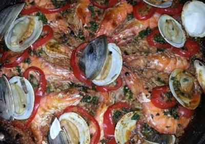 Authentic Paella