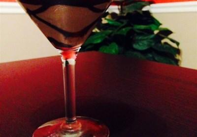 Nikki's Special Chocolate Martini