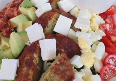 Falafel Cobb Salad