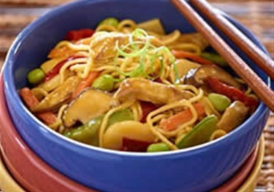 Imperial Vegetables and Noodles