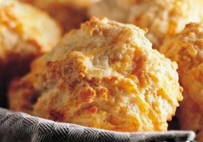 Cheese-Garlic Biscuits