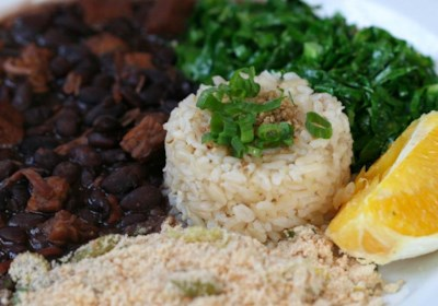 Feijoada Nordestino (Northeastern Brazilian Black Bean Stew)