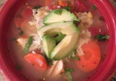 Zeke's Tortilla Soup