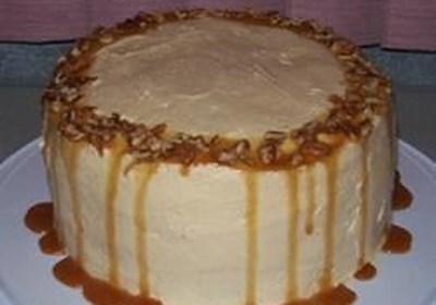 Baby Food Cake I