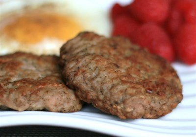 Homemade Turkey Breakfast Sausage