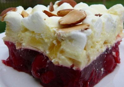 Freda's Cherry Supreme Salad