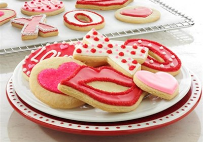 Valentine's Day Cookies from Reynolds® Kitchens