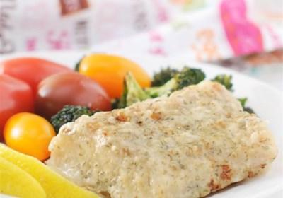 Creamy Parmesan Sauce for Fish